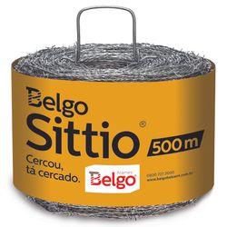 Arame Farpado Belgo Sittio